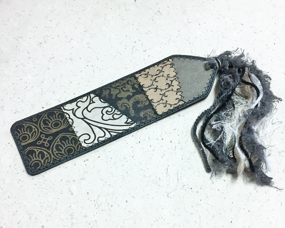 Black Bookmark