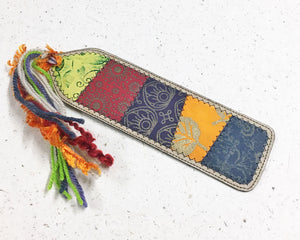 Bookmark mixed colours 2