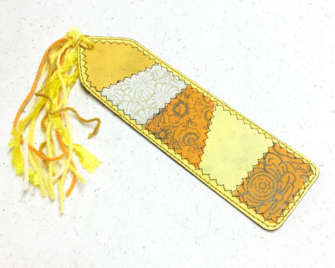 Yellow Bookmark