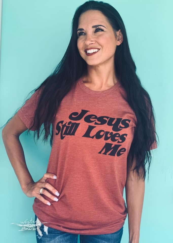 Jesus Still Love Me