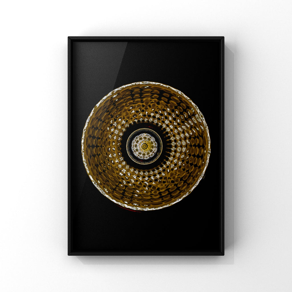 sound of the didgeridoo cymatics visible sound photography art print by Jacob Lee Adlington, journey of curiosity
