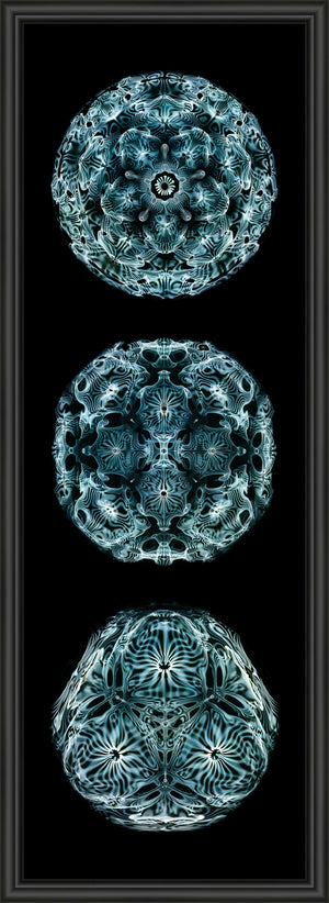 cymatics visible sound photography art print by Jacob Lee Adlington, journey of curiosity