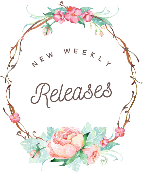 NEW Weekly Releases