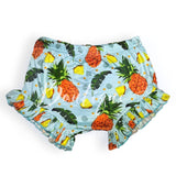 Pineapple Mila shorties