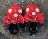 Minnie inspired moccs