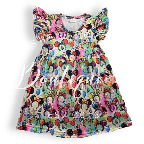 Cheers for ears pearl dress