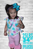 Spring icing capris (choose size & color)