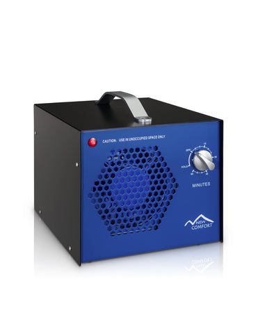 New Comfort Large Odor Eliminating Blue Commercial Ozone Generator by Prolux