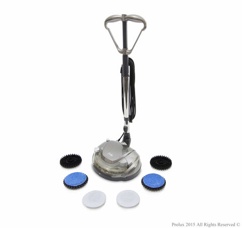 Demo Model Grey Prolux Hard Floor Cleaner Polisher Buffer