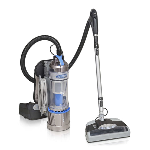 2019 Prolux 2.0 Bagless Backpack Vacuum with Power Nozzle and 5 Year Warranty