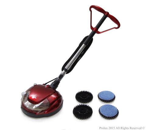 Demo Model Prolux Hard Floor Cleaner Polisher Buffer