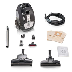 Powerful Prolux Tritan Canister Vacuum with Sealed HEPA Filtration and 12 Amp Motor