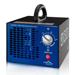 New Comfort Compact Odor Eliminating Blue Commercial Ozone Generator by Prolux