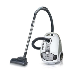 Sealed HEPA Prolux Tritan Canister Vacuum Cleaner with Pet Hair Turbo Nozzle