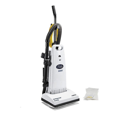 New Prolux 6000 Commercial Upright Vacuum With On Board Tools