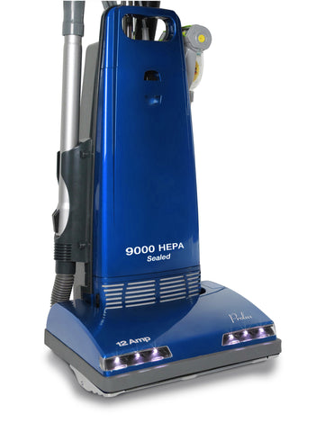 Demo Model Prolux 9000 Upright HEPA Vacuum with 12 AMP Motor and 7 Year Warranty!