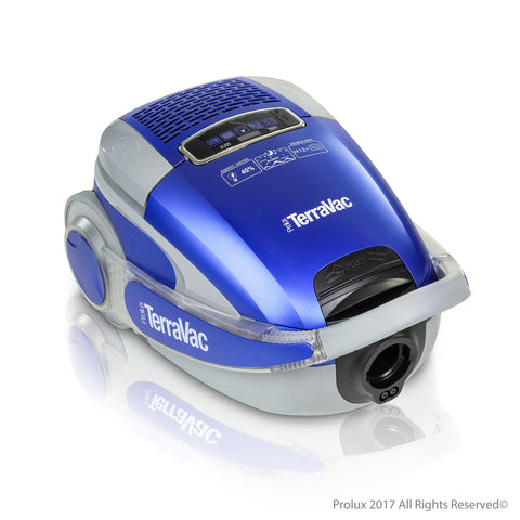 Demo Model Prolux TerraVac Deluxe Series Vacuum Cleaner with HEPA Filtration
