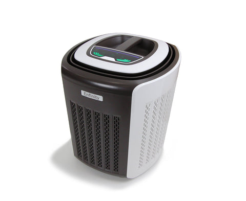 Prolux Enfinity HEPA Air Purifier and Ionic Air Cleaner with Brushless Motor and 7 Year Warranty