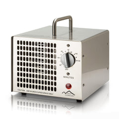 Demo Unit Stainless Steel Compact Odor Eliminating Commercial Ozone Generator by New Comfort