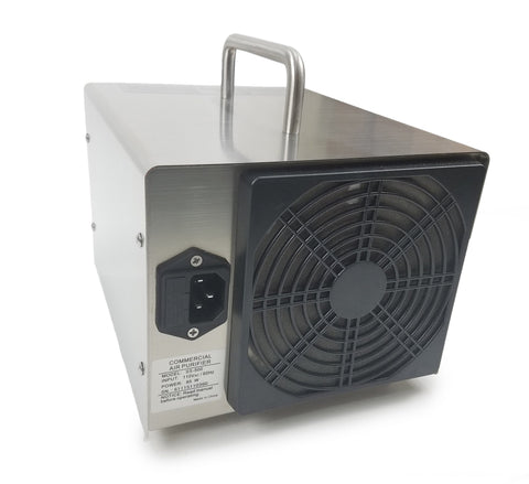 New Comfort Compact Stainless Steel Commercial Ozone Generator by Prolux