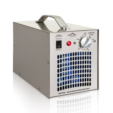 Demo Unit Stainless Steel Commercial Ozone Generating Air Purifier by New Comfort