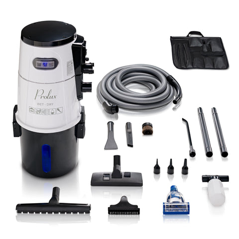Prolux Wet/Dry Garage Vacuum, Shampooer, Blower and Detailer