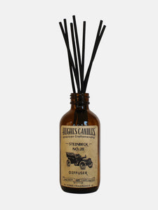 Hughes Candles No. 28 Steinbeck All Natural Diffuser