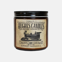 Load image into Gallery viewer, Thoreau No. 27 Woodwick Soy Candle 7oz.