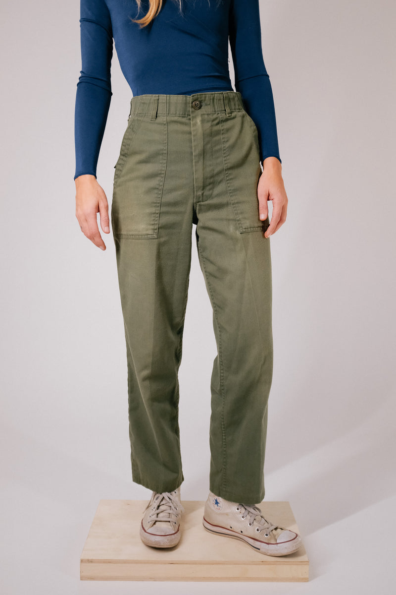 Vintage Army trousers