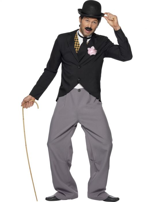 Silent Film Movie Star Costume - Buy Online Only
