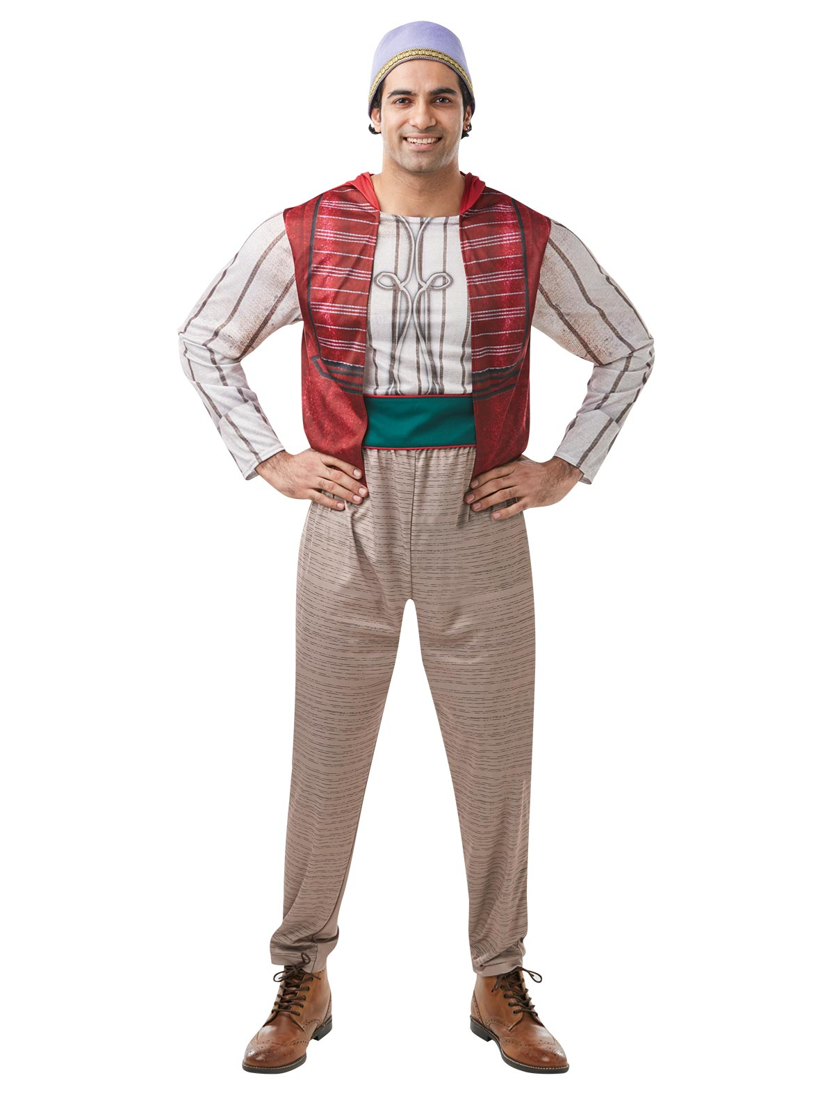 Aladdin Live Action Costume - Buy Online Only