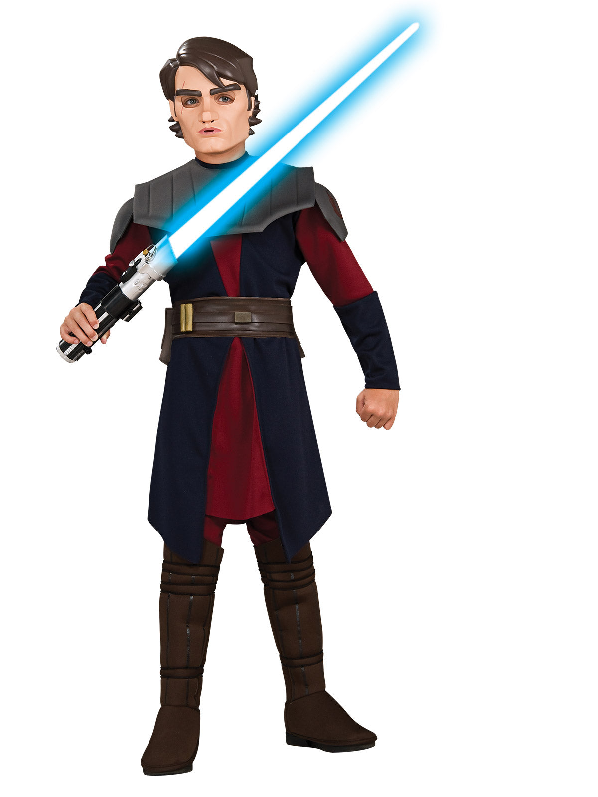 Anakin Skywalker Clone Wars Deluxe Child Costume - Buy Online Only
