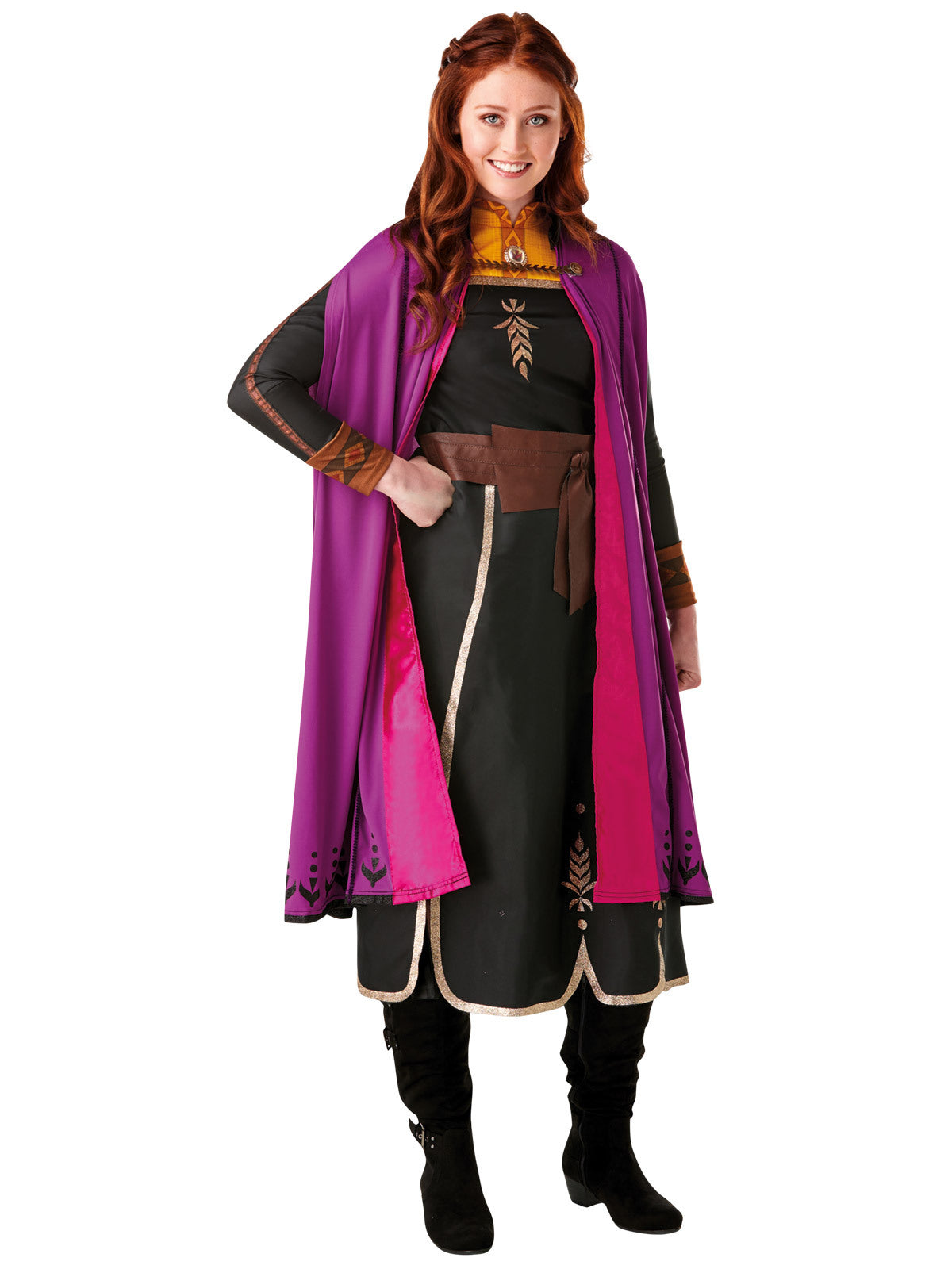 Anna Deluxe Frozen 2 Costume - Buy Online Only