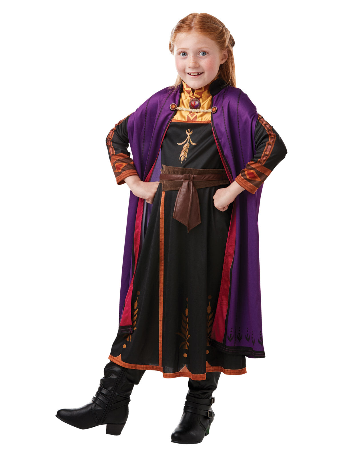 Anna Frozen 2 Classic Child Costume - Buy Online Only
