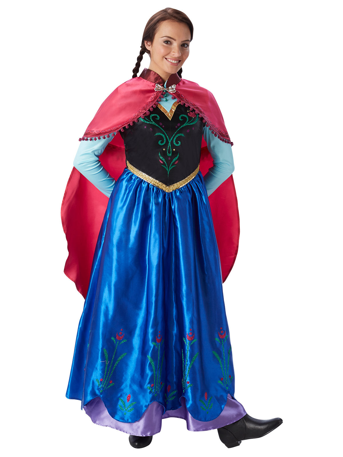 Anna Deluxe Frozen Costume - Buy Online Only