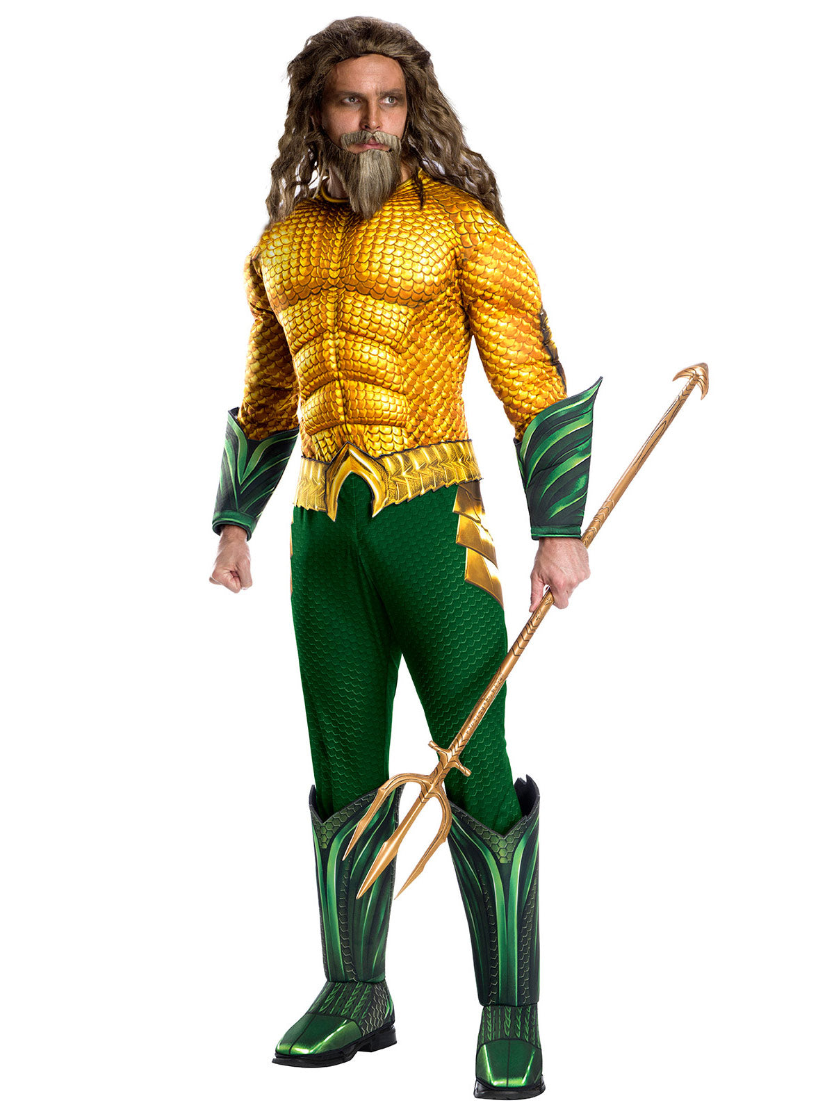 Aquaman Costume - Buy Online Only