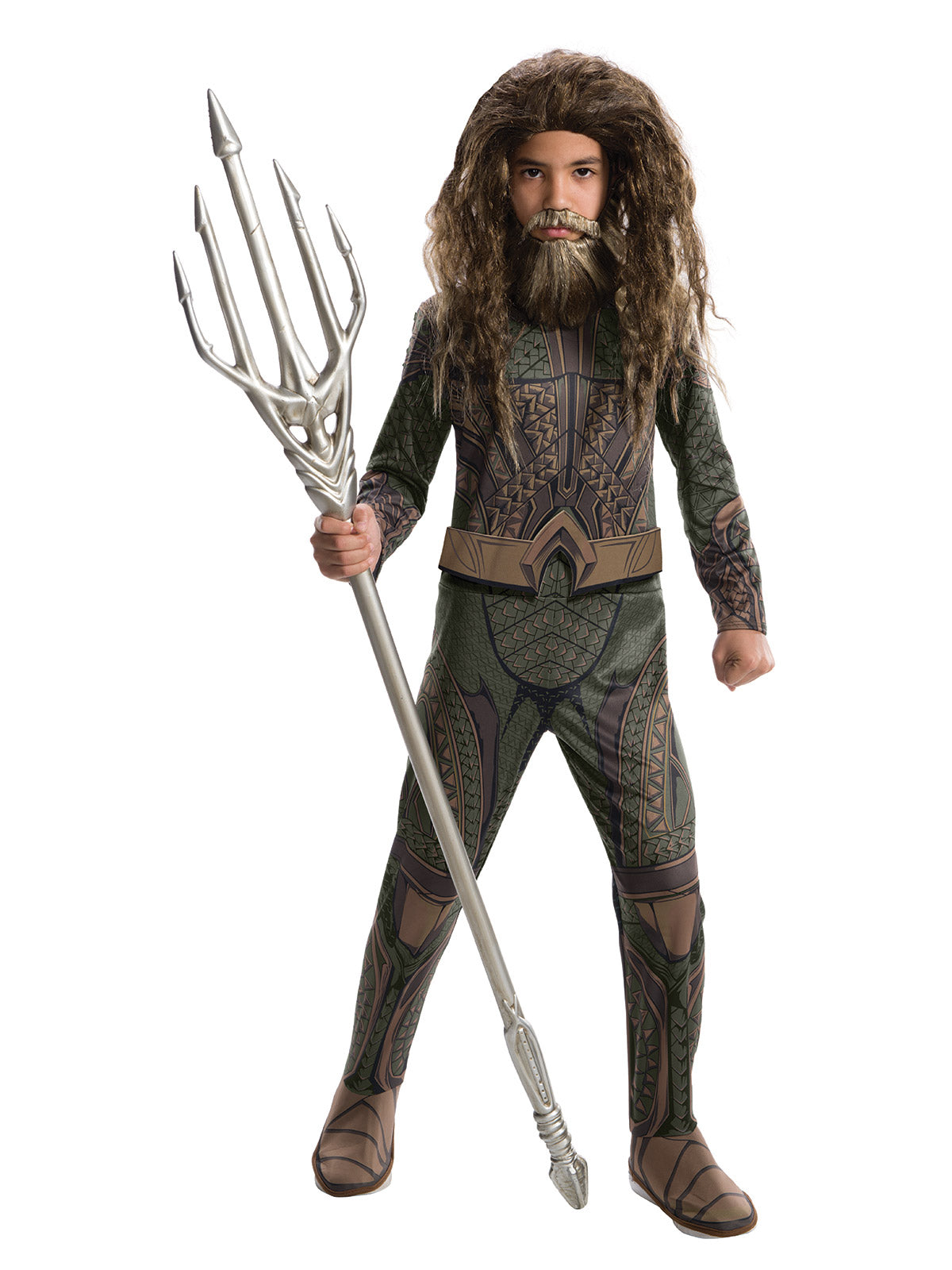 Aquaman Child Costume - Buy Online Only