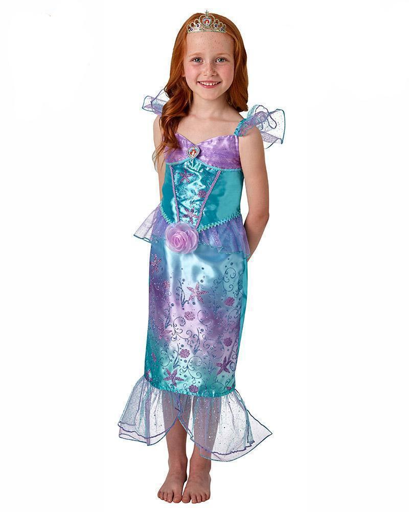 Ariel Rainbow Deluxe Child Costume - Buy Online Only