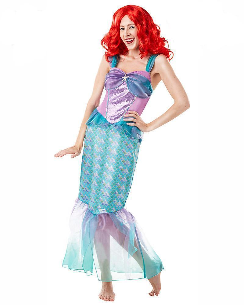 Ariel Deluxe Costume - Buy Online Only