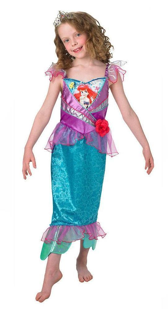 Ariel Shimmer Deluxe Child Costume - Buy Online Only