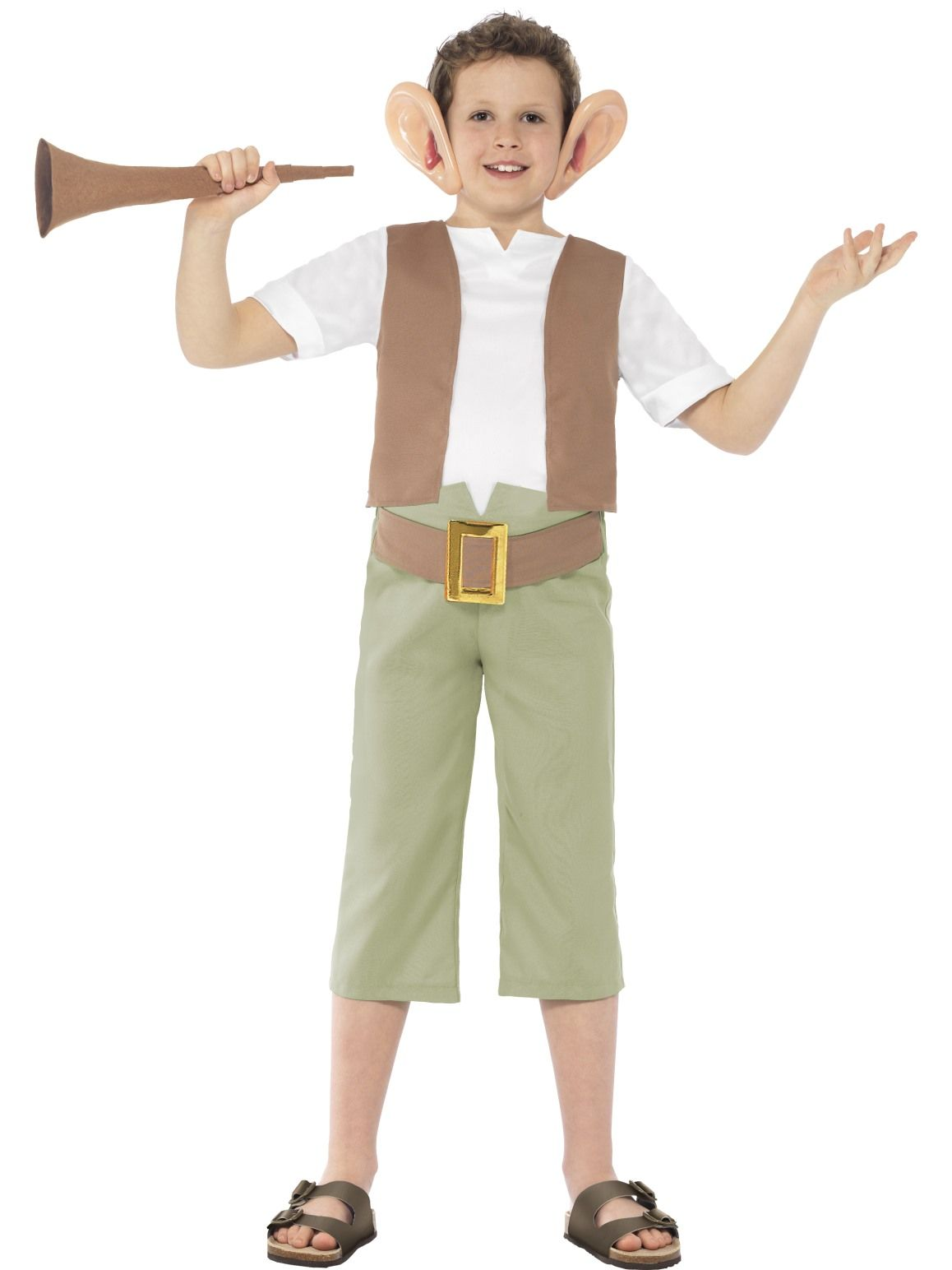 The Big Friendly Giant Roald Dahl Child Costume - Buy Online Only