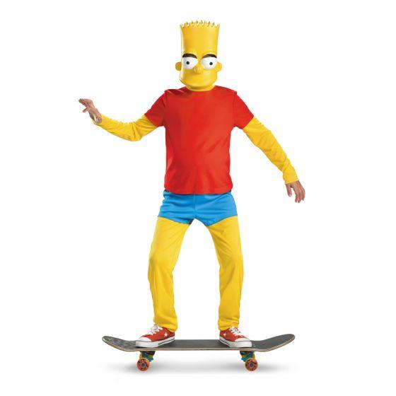 Bart The Simpsons Costume - Hire