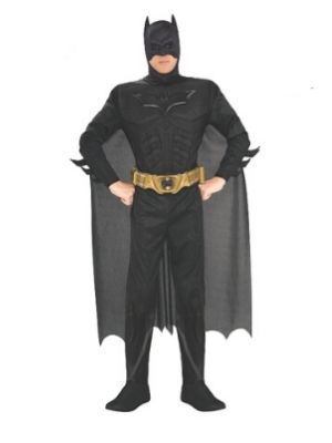 Batman Dark Knight Rises Costume