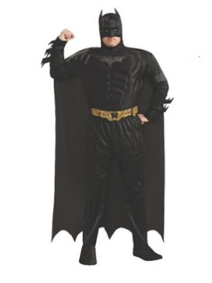 Batman Costume Plus Size - Buy Online Only