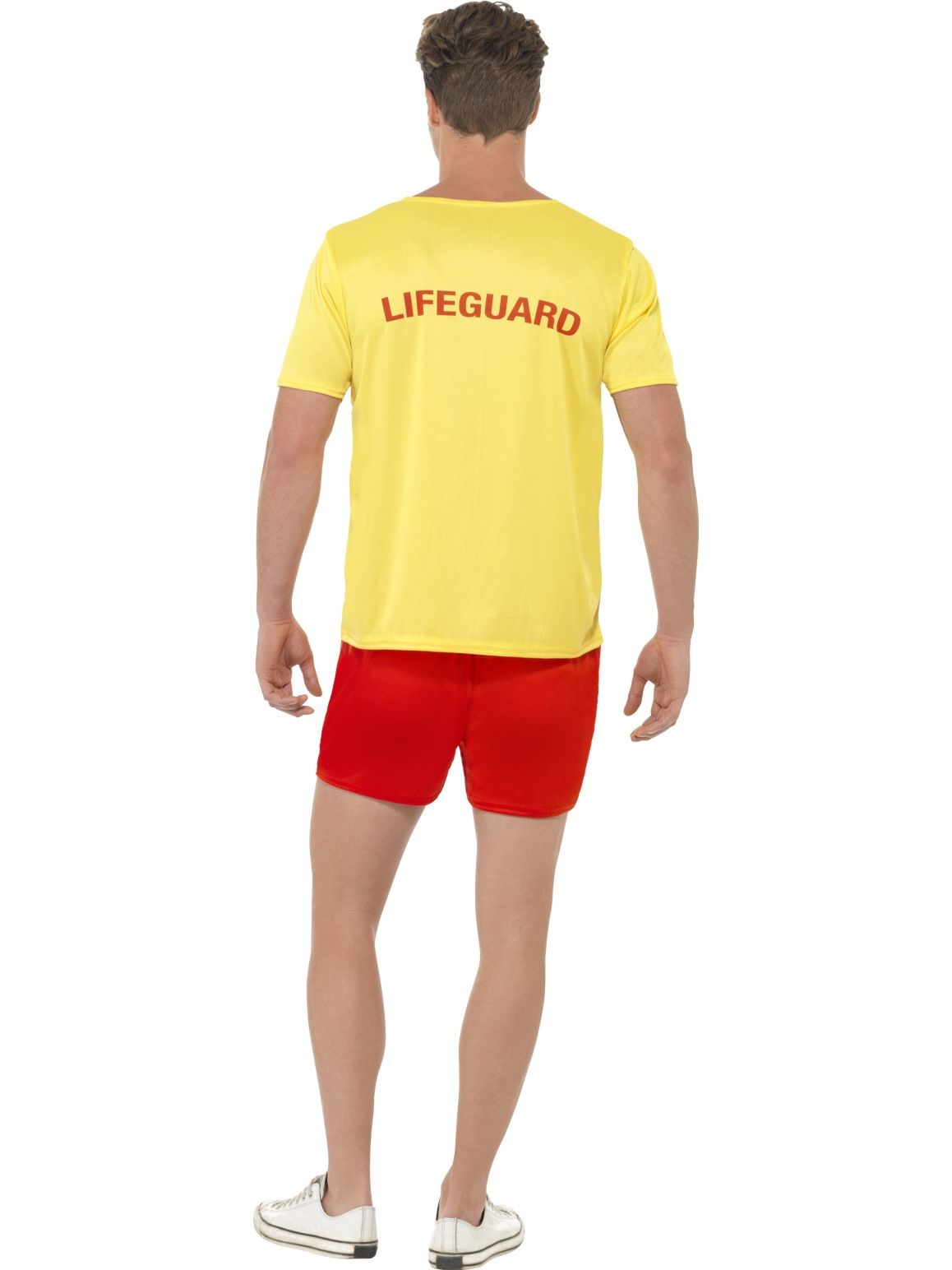 Baywatch Beach Life Guard Costume - Buy