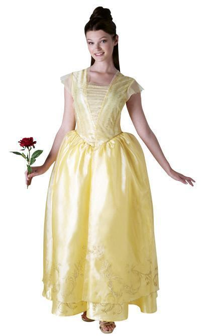 Belle Live Action Princess Costume - Buy Online Only