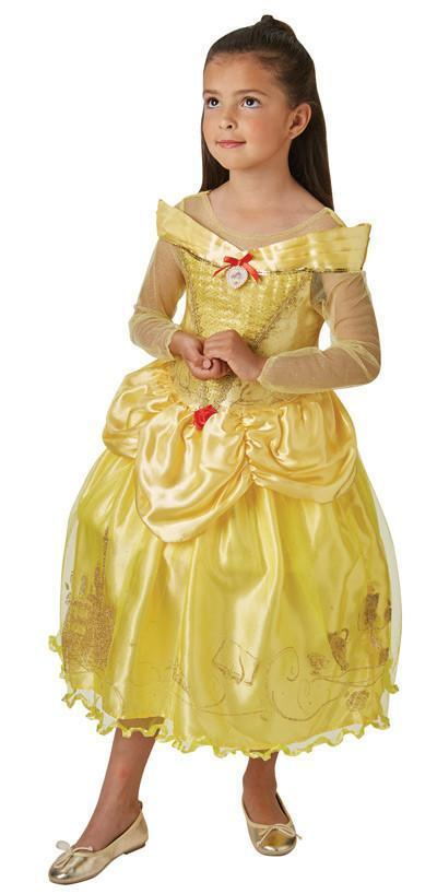 Belle Deluxe Child Costume - Buy Online Only