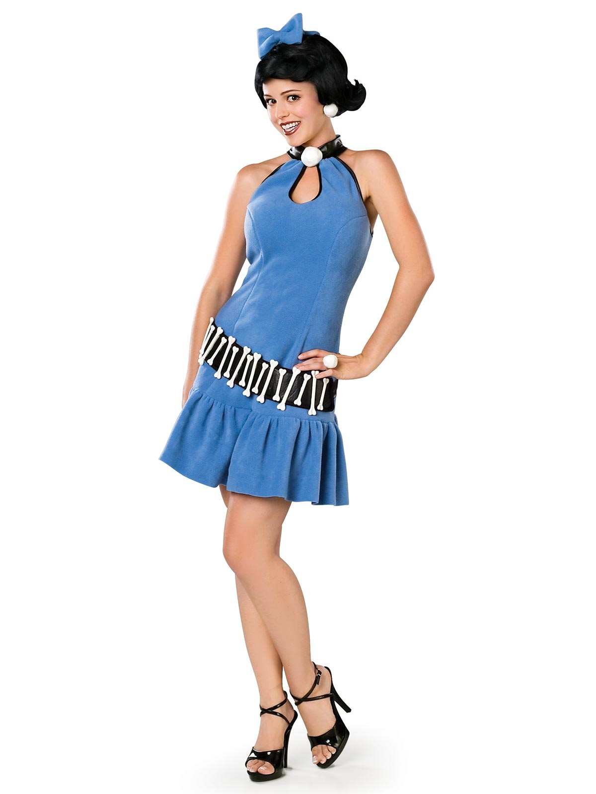 Betty Rubble The Flintstones Costume - Buy Online Only