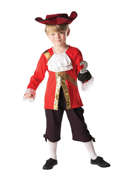 Captain Hook Child Costume - Buy Online Only