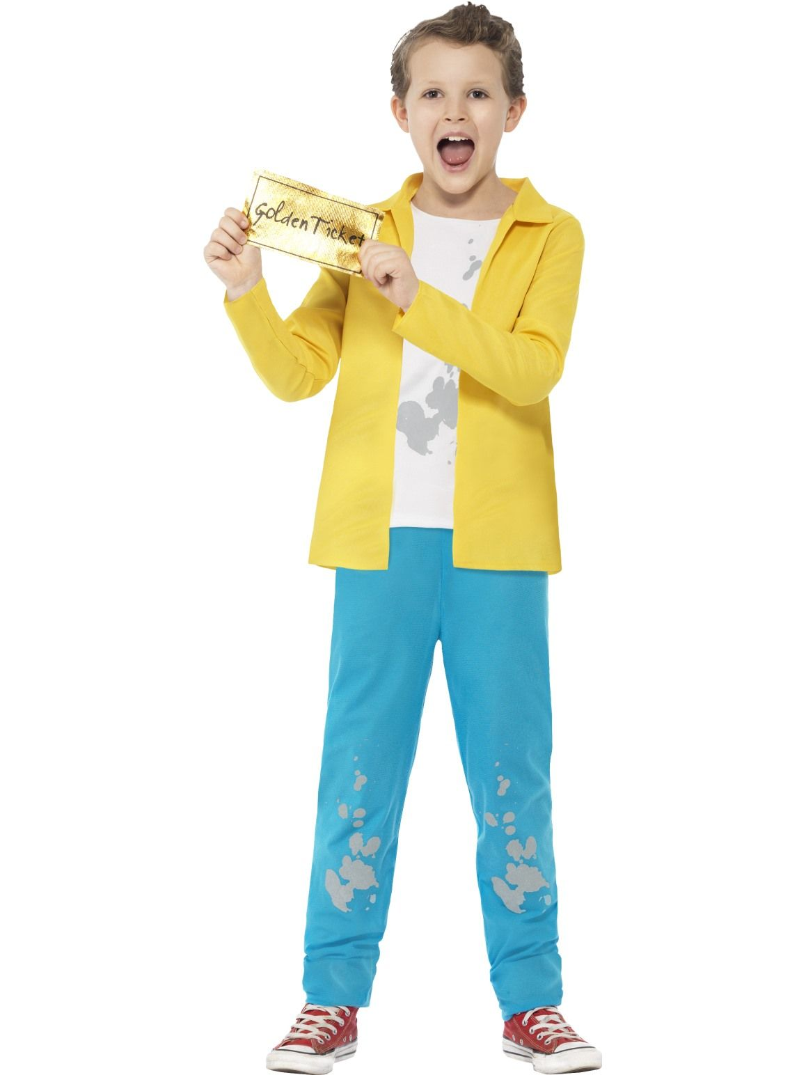 Charlie Bucket Roald Dahl Child Costume  - Buy